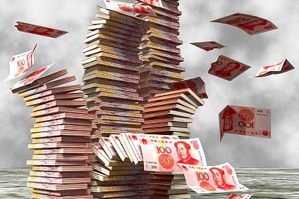 Умные учатся на финансовом кризисе Китая, а дураки на своем финансовом песеце! © Василий Лебищак